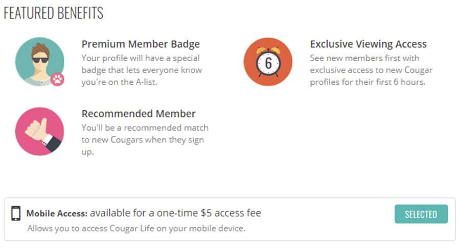Cougar Life app 1