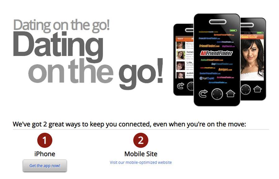 FriendFinder app 1