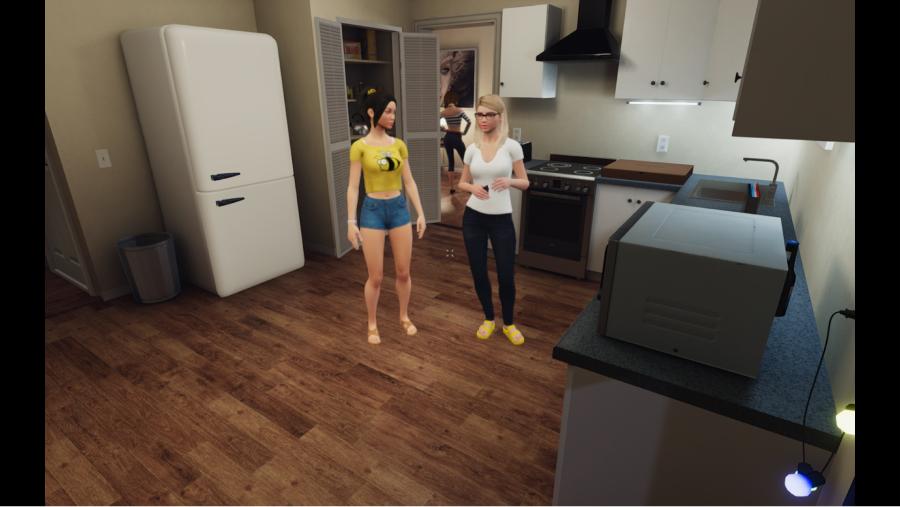 House Party scene 2