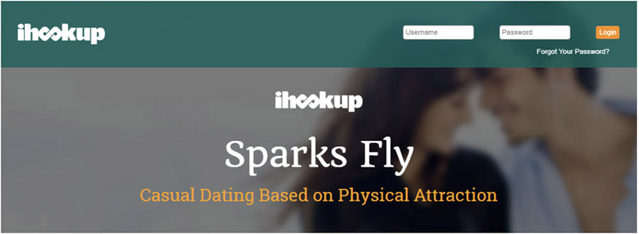 what is iHookup