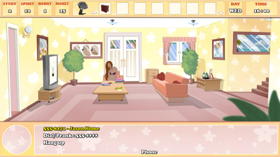 Milftoon Drama gameplay 3