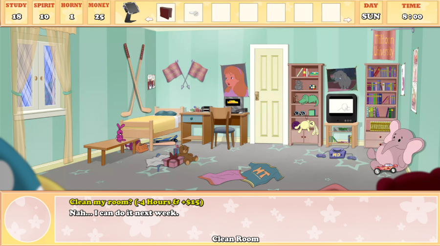 Milftoon Drama gameplay 4